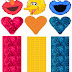 Sesame Street: Free Printable Original Nuggets Wrappers.
