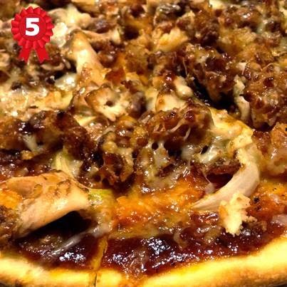 Bon Doys: All-Meat Pizza