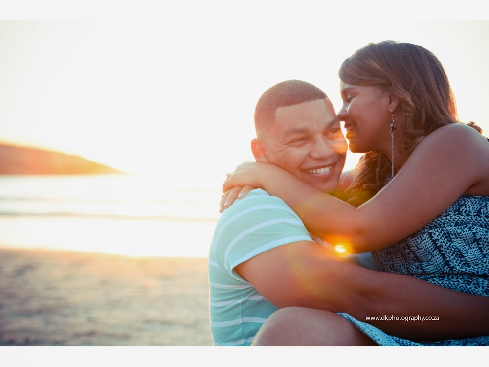 DK Photography 1ST%2BSLIDESHOW-23 Preview ~ Robyn & Angelo's Engagement Shoot on Llandudno Beach{ Windhoek to Cape Town }  Cape Town Wedding photographer