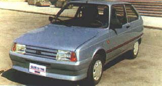 Romanian Car Oltcit Club 12 TRS