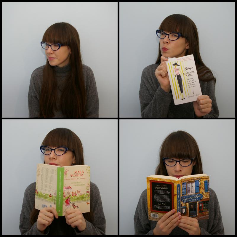 Lekcje Madame Chic, Mała Angielka, Francuska oberża