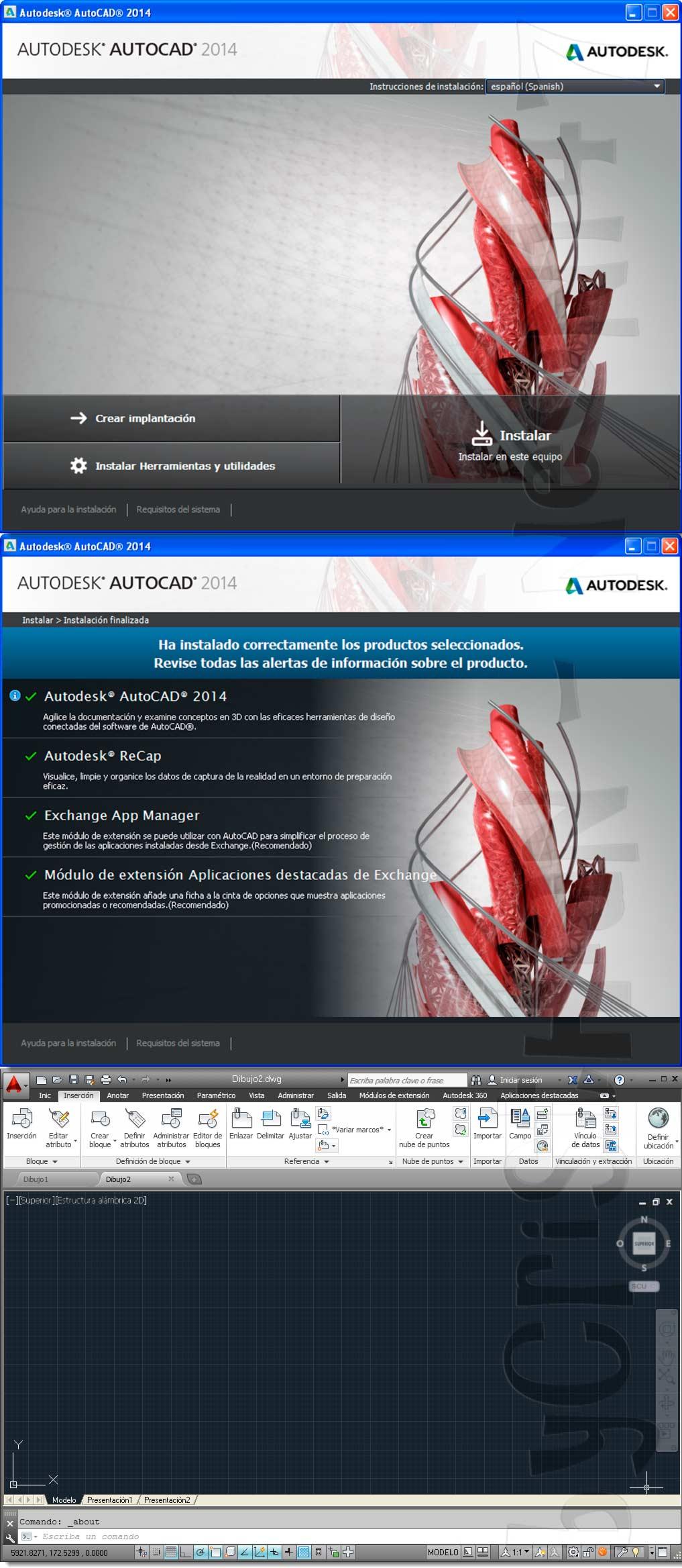 autocad 2014 crack 64 bit
