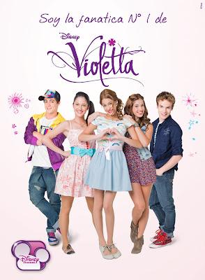 Fan No. 1 de Violetta.