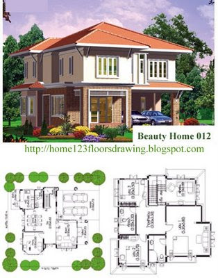 beautiful dream home plans