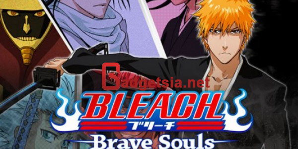 Game Android Terpopuler - Bleach brave souls
