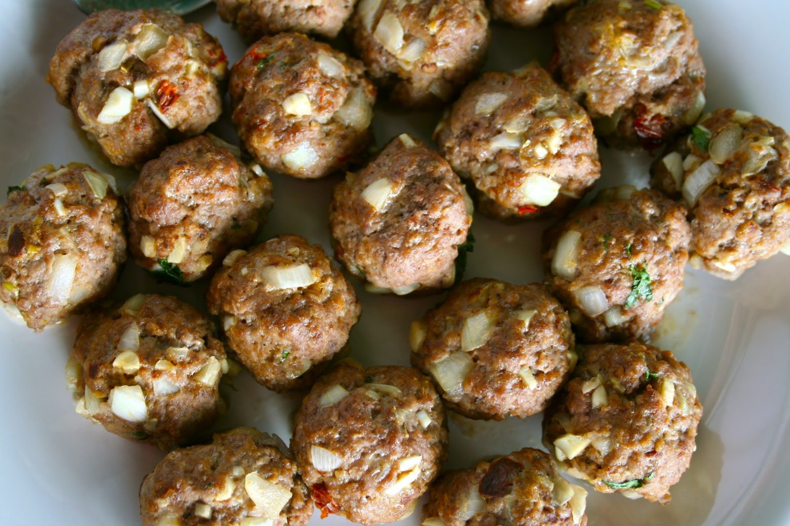 Saturdays with Maggy: Meatballs for New Friends