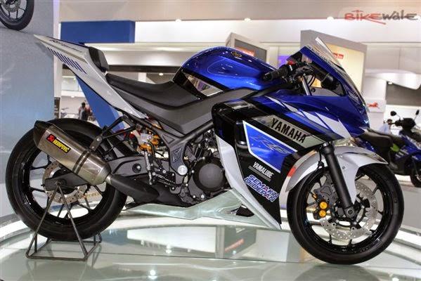 Profile Yamaha R25, Spesifikasi Versi 2014