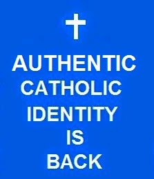 AFTER 50 YEARS ABSENCE REAL CATHOLICISM IS BACK!!!