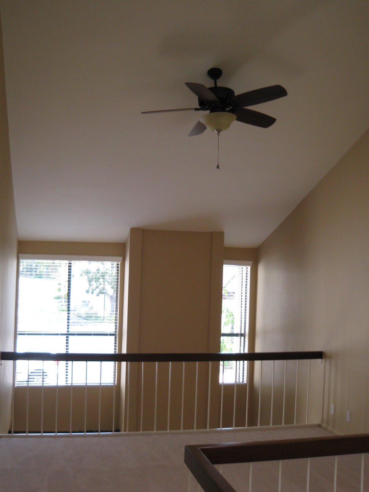 More than just an address monterey hills townhouse for lease for Bathroom ceiling fans