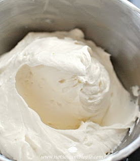 Ms. Humble's Whipped Cream Cheese Frosting