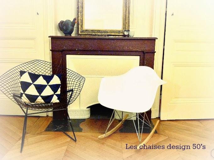 le cas des copies des chaises eames | clic clac... hop ! - Copie Chaise Eames Dsw
