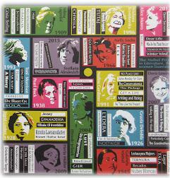 14 kvinnliga Nobelpristagare