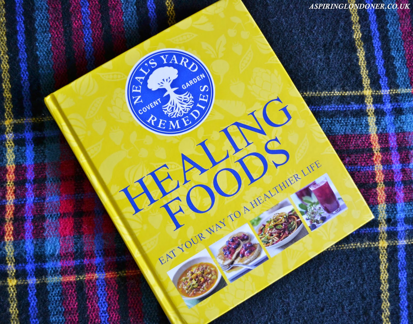 Neal's Yard Remedies Healing Foods Review - Aspiring Londoner