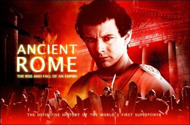 Antik Romanın Yükselişi Ve çöküşü Sezar Yabancı Dizi