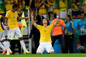 Brasil 2x1 Colômbia - 2014
