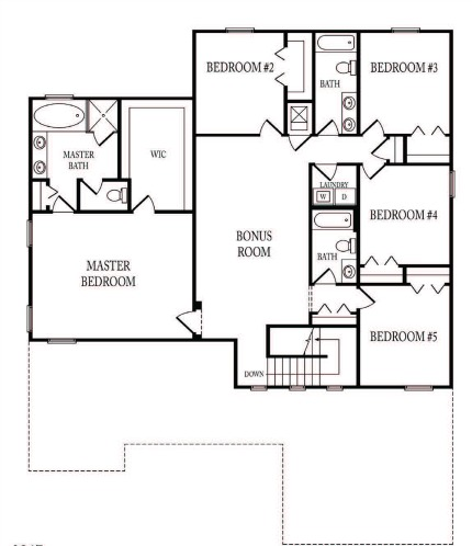 Single Roof Line House Plans One Pitch Roof Home Plans ~ Home Plan ...