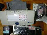 BJF360とiMacのキーボード