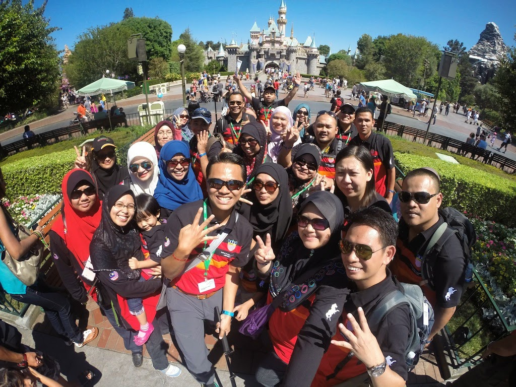 Disneyland Shaklee
