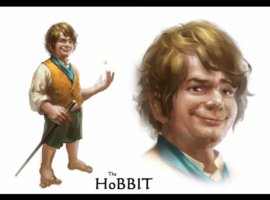 the-hobbit-bilbo-baggins-fan-art