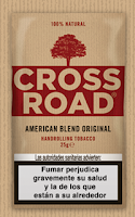 Tabaco sin aditivos Crossroad