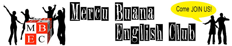 Mercu Buana English Club (MBEC)