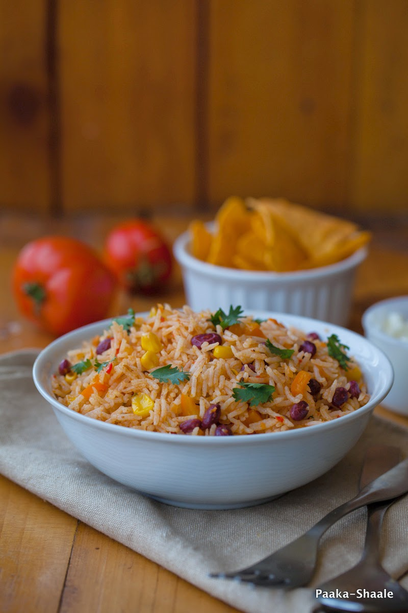 My Love For The Mexican Cuisine And Salsa In This Post So In This  Post, I Am Actually Taking This Love One Step Further By Making Mexican  Rice With