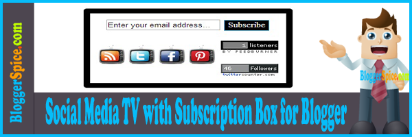 Social subscription box