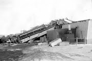 The Collapsed Airport Tower, Anchorage International Airport, March 27, . (airport tower copy)