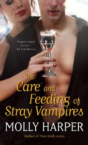 The Care and Feeding of Stray Vampires height=