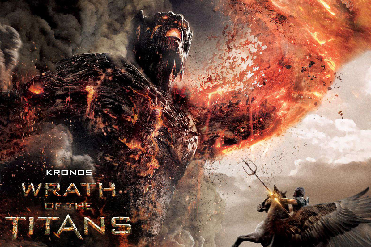 Wrath of the titans monsters