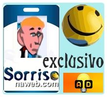 micos nas tvs pelo mundo - sorriso na web