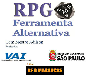 Caderno do RPG Ferramenta Alternativa
