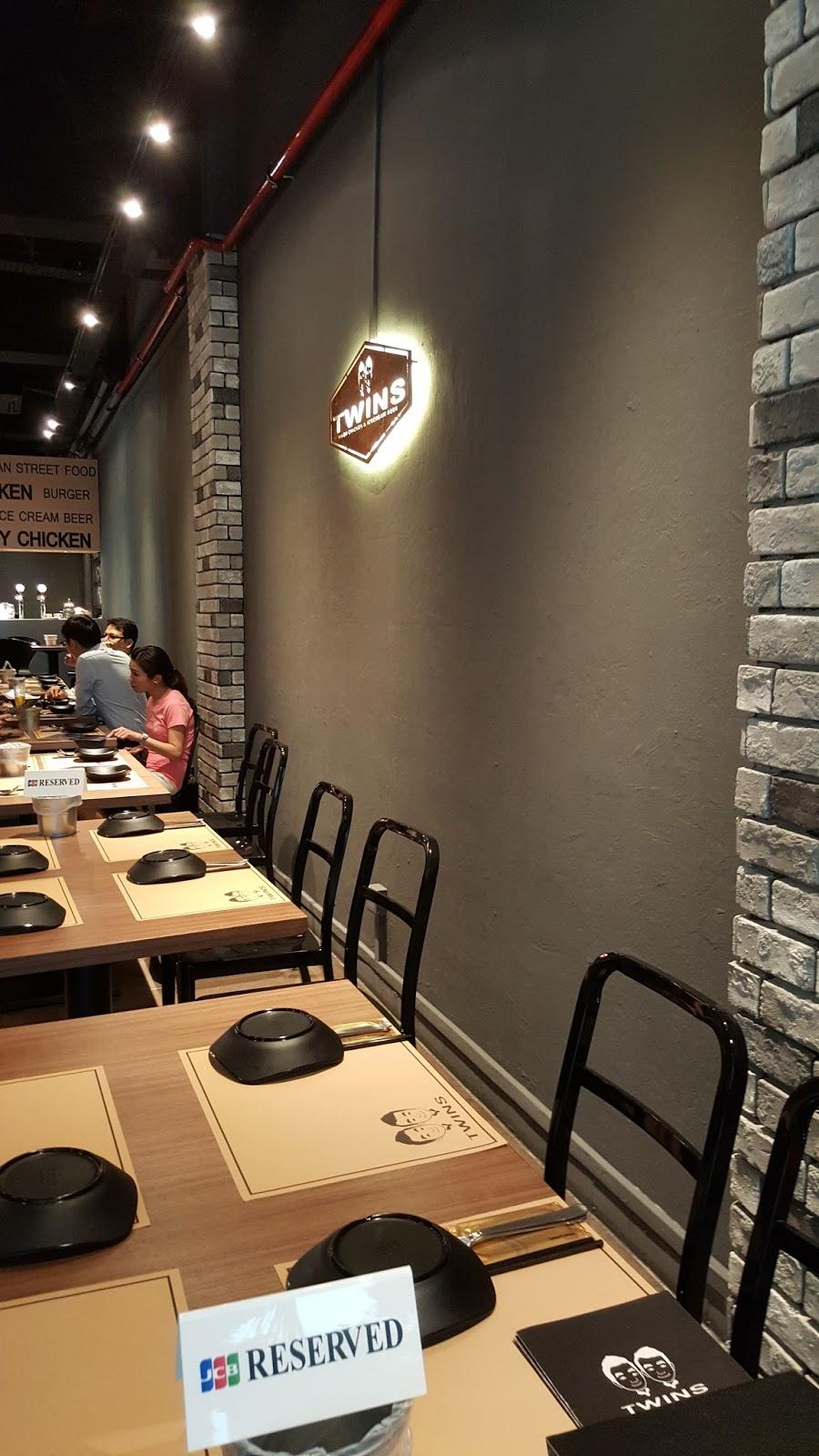 Freshapple: Birthday Celebration for J.A.L at Twins Korean Restaurant