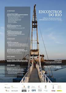 Encontros do rio - 25 a 9 de junho