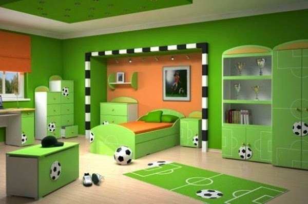 Home decor green home style ideas for Green decorations for home