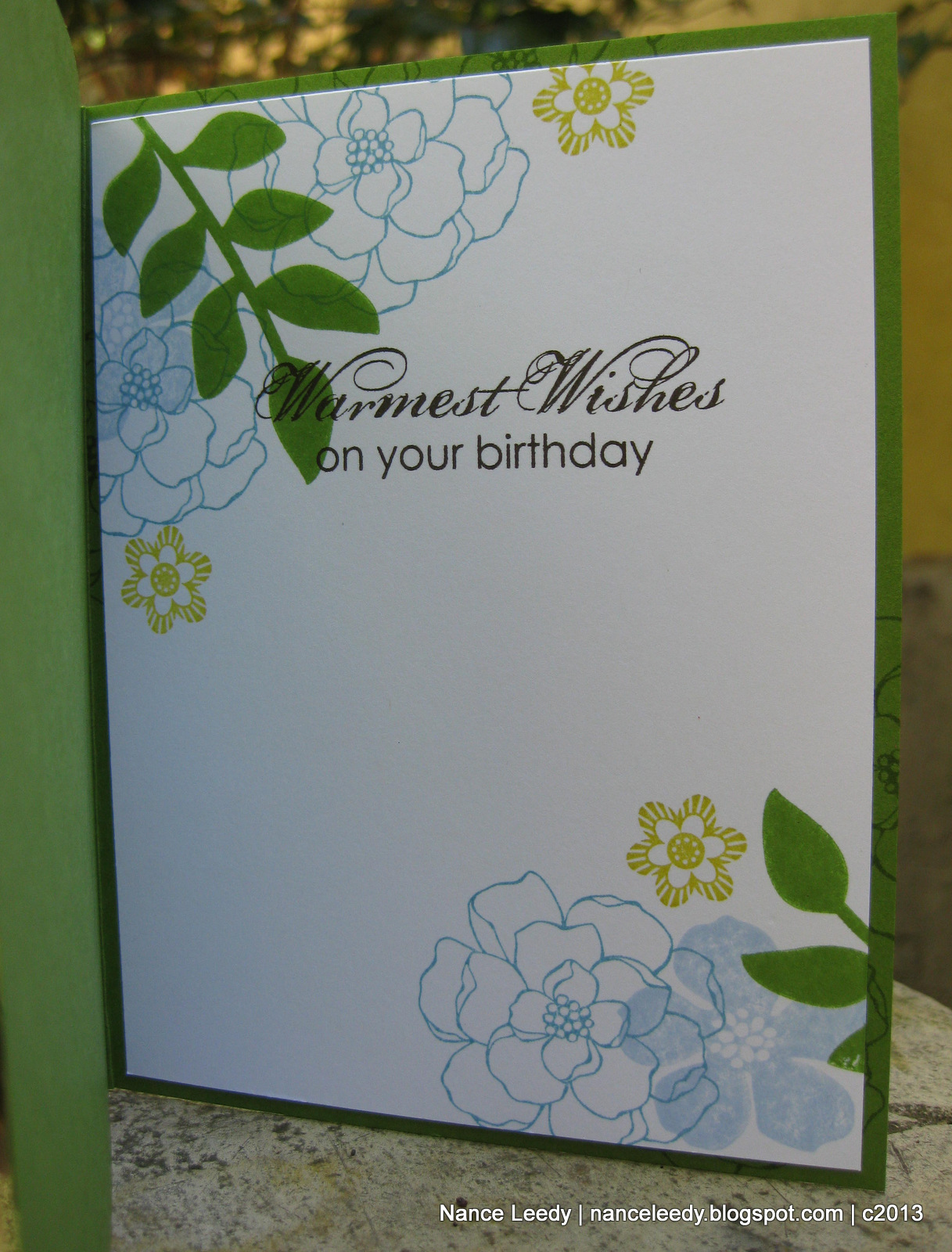 Canopy Crafts A Secret Garden Recycled PP140
