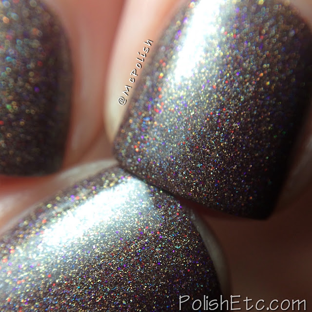 The First Gift of Christmas Collaboration Box - Girly Bits Cosmetics - McPolish - Hot! Hot! Hot!