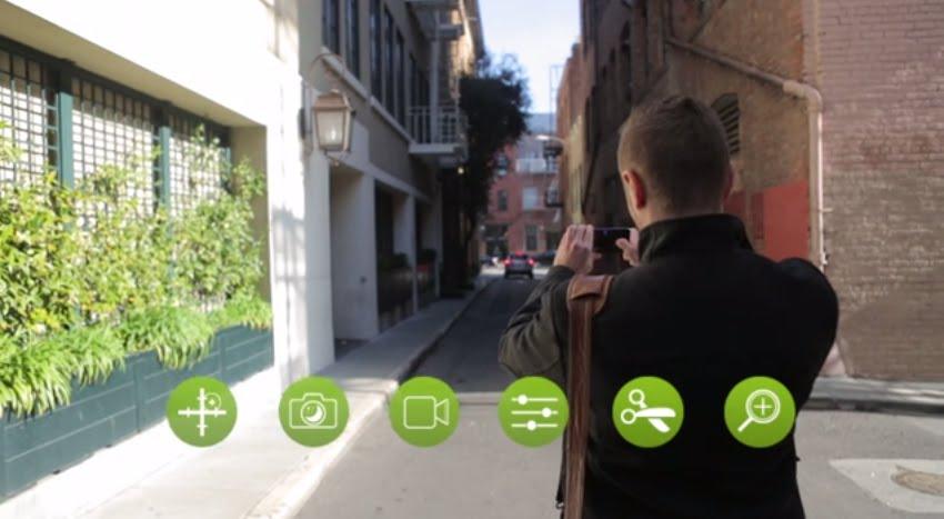 Procameraの6つの機能がよく分かる「ProCamera 7 in action」が公開された!プレゼント情報も