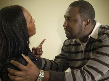 narcissistic black man