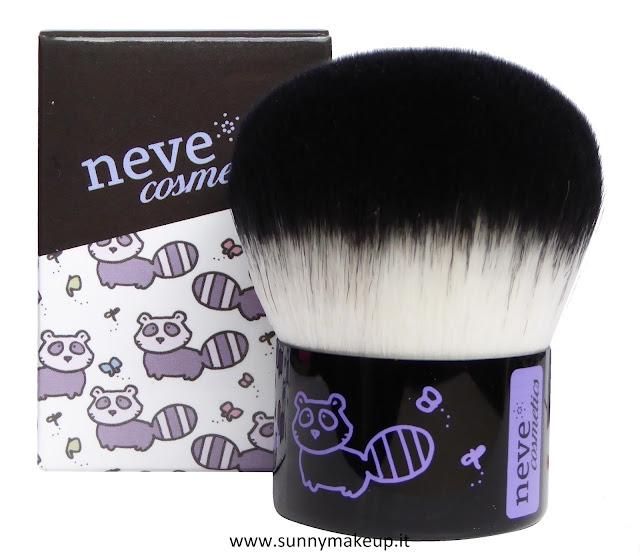Neve Cosmetics - Nevebuki. Pennello Raccoonbuki.
