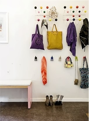 como decorar corredor