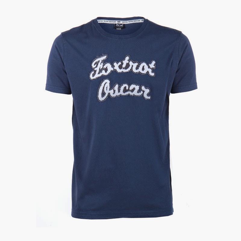SHG Foxtrot Oscar t-shirt