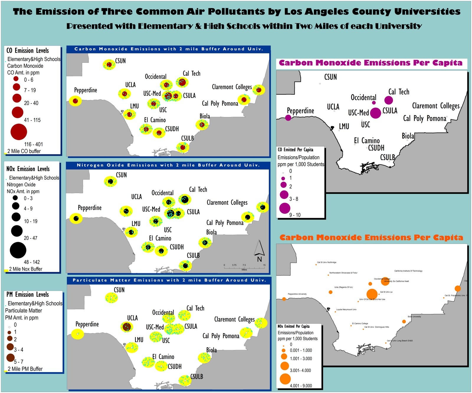 the air quality in los angeles county is consistently rated the poorest among u s cities according to the american lung association the los angeles long