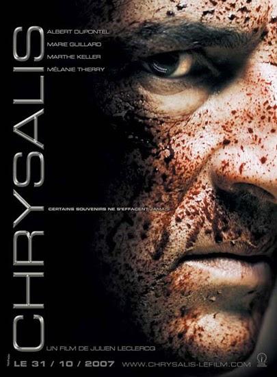 فيلم الرعب والخيال العلمي Chrysalis 2014 + Torrent