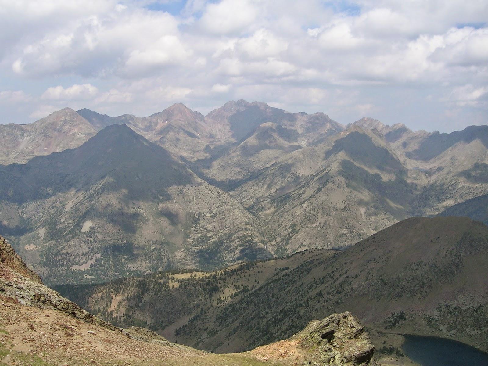 Monteixo (El repte dels 100 cims)