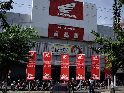 Dealer Harga Motor Honda