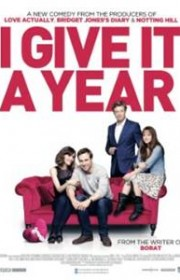 Ver I Give It a Year (2013) Online