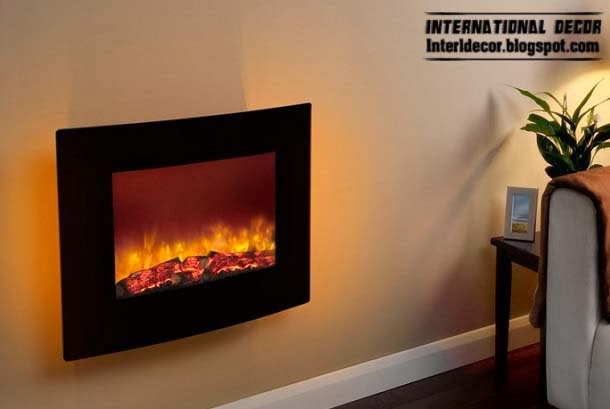 electric fireplace, wall hung electric fires
