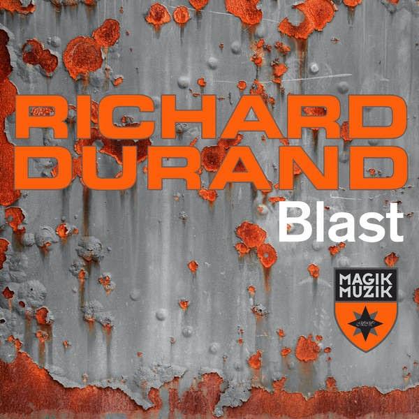 Richard Durand - Blast - Single Cover