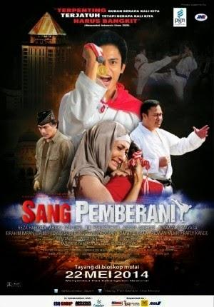 Film Sang Pemberani Mei 2014